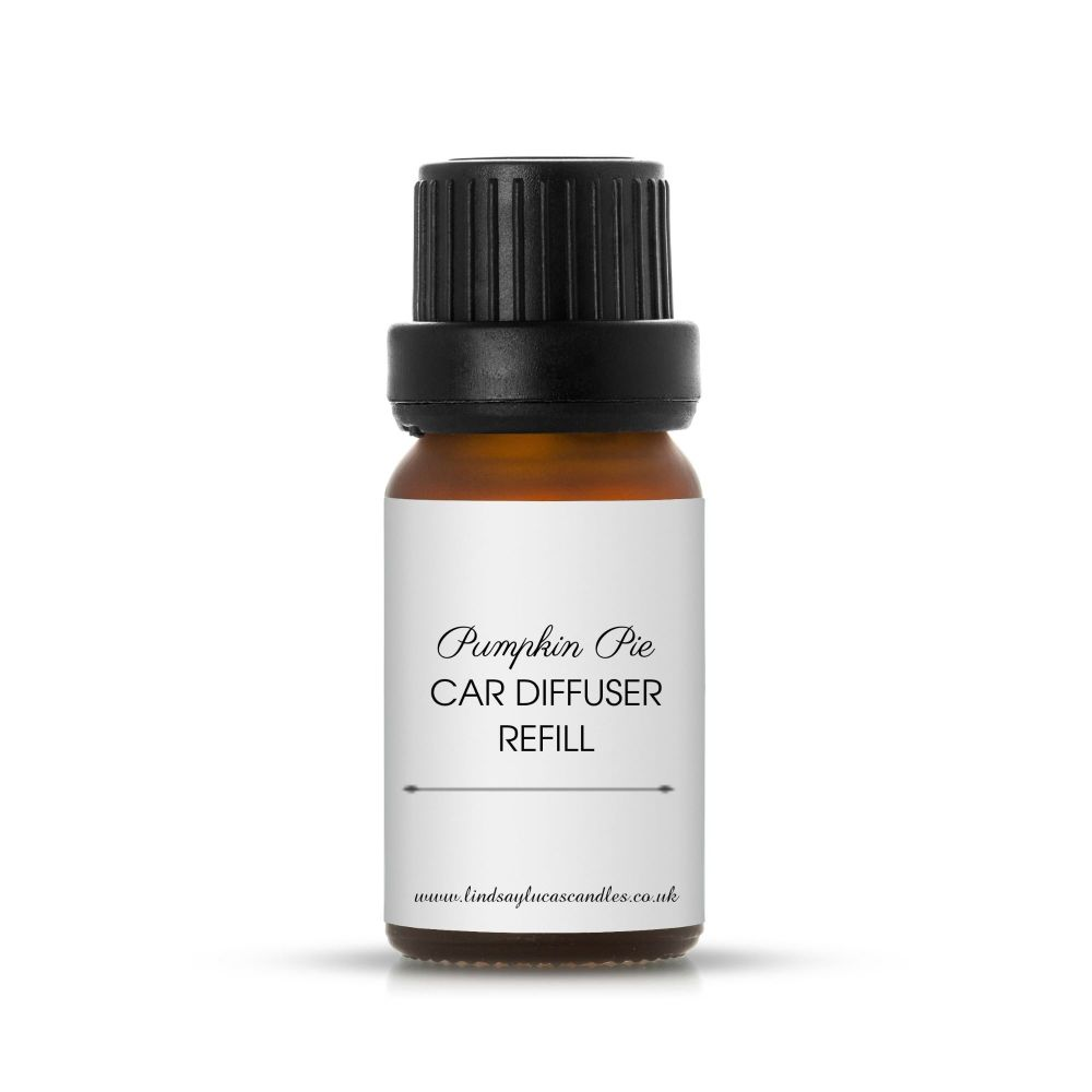 Pumpkin Pie Car Diffuser Refill