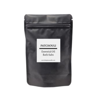 Patchouli Bath Salts