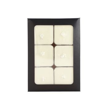 Chocolate Scented Tea Light Candles