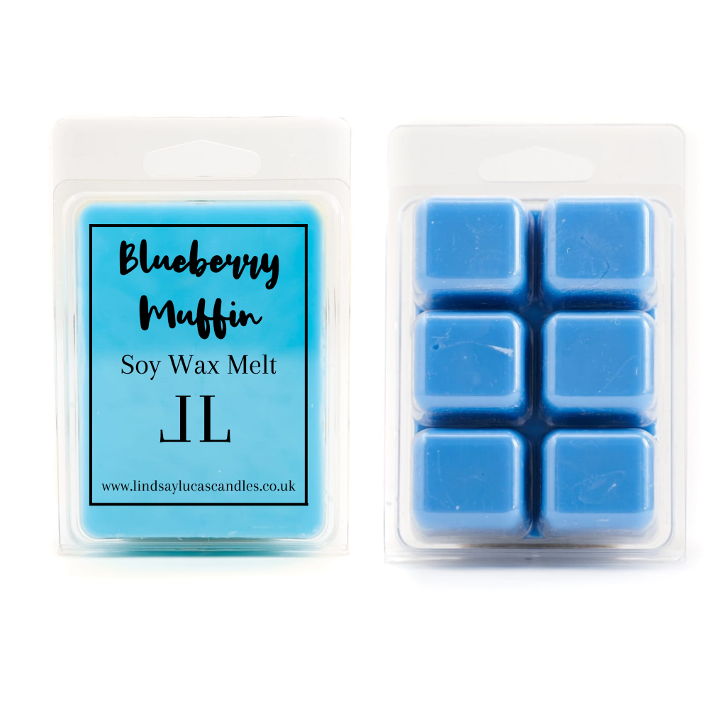 Blueberry Muffin Wax Melts