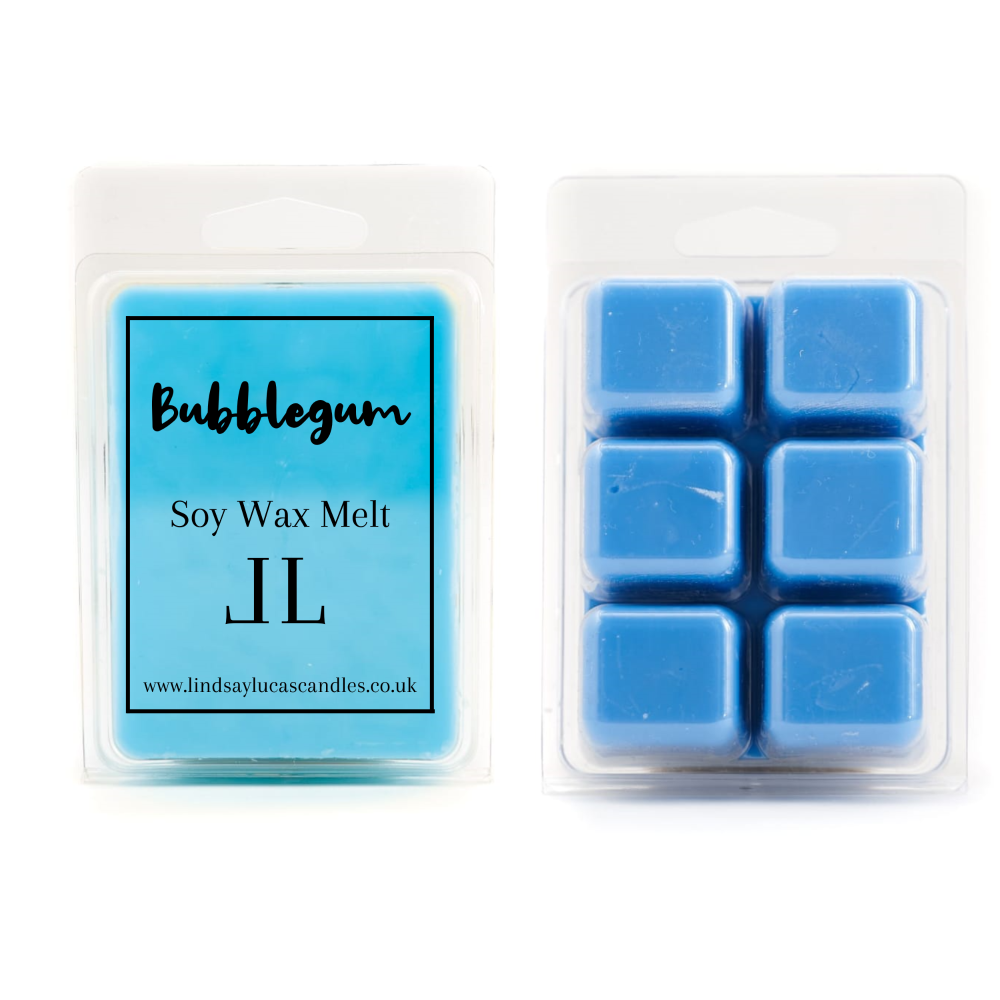Bubblegum Wax Melts