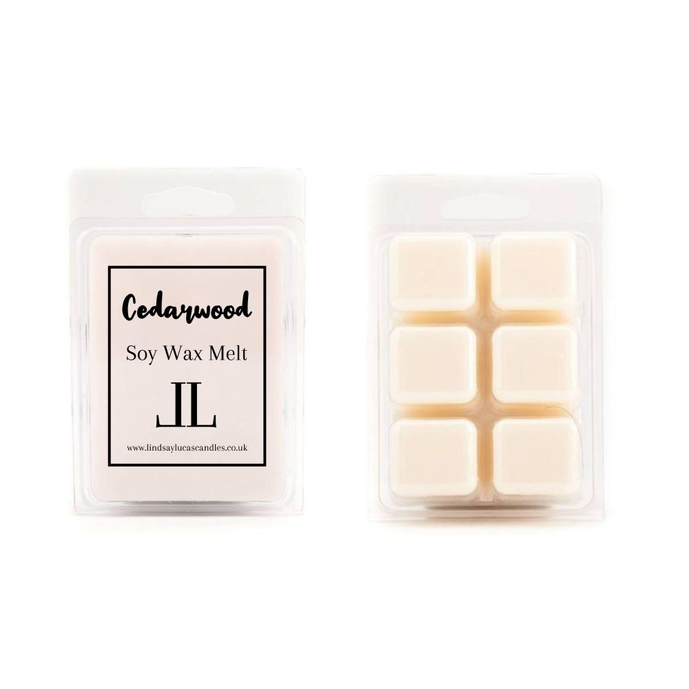 Cedarwood Wax Melts