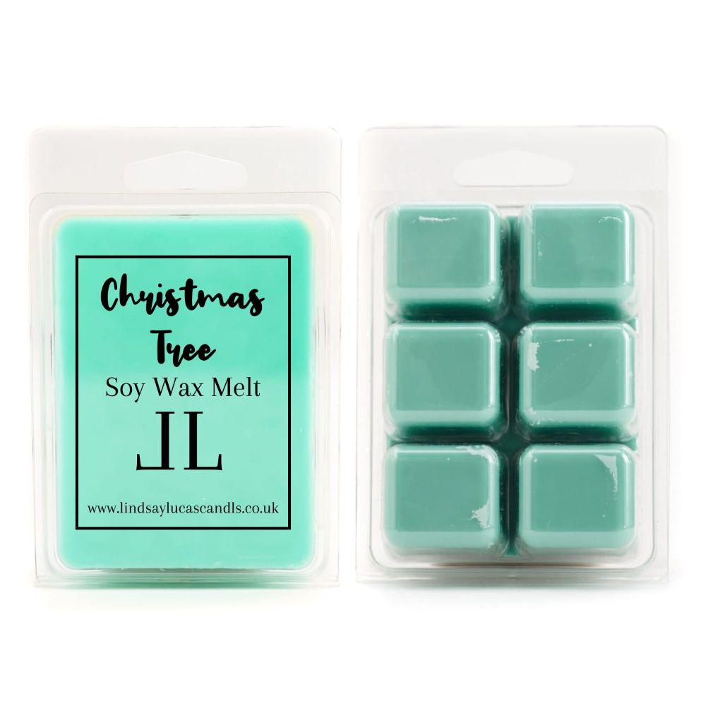 Christmas Tree Wax Melts