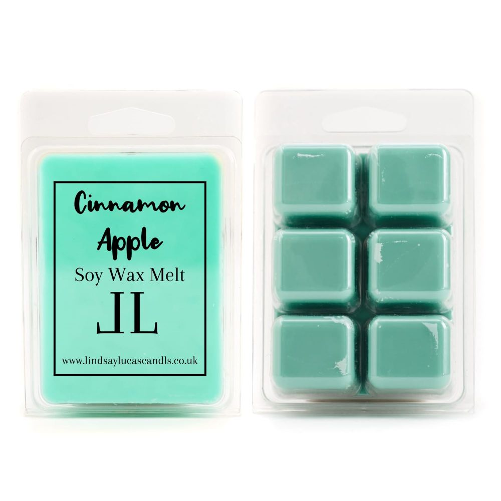 Cinnamon Apple Wax Melts