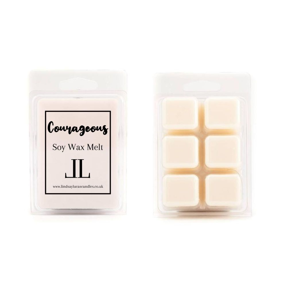 Courageous Aftershave  Wax Melts