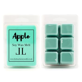 Green Apple Explosion Wax Melts