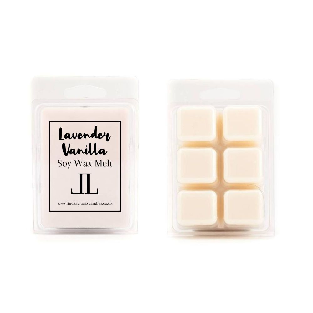 Lavender and Vanilla Wax Melts
