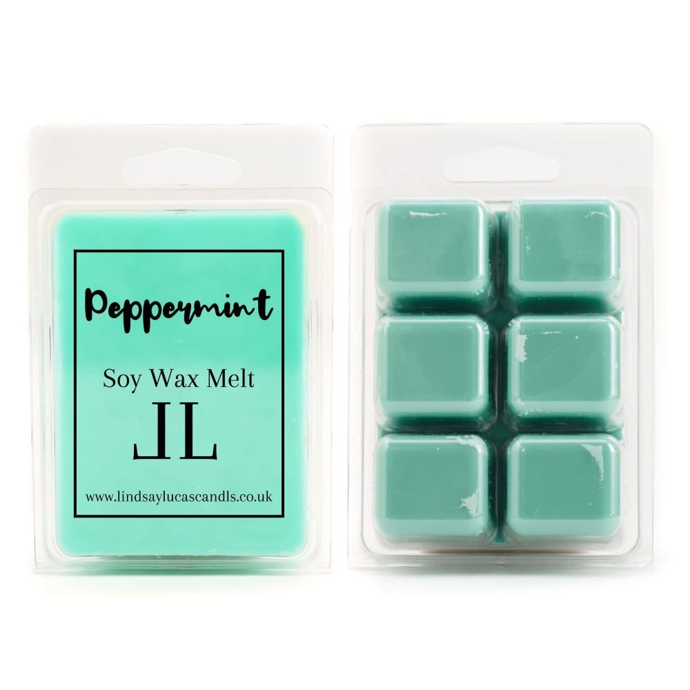 Peppermint Essential Oil Wax Melts