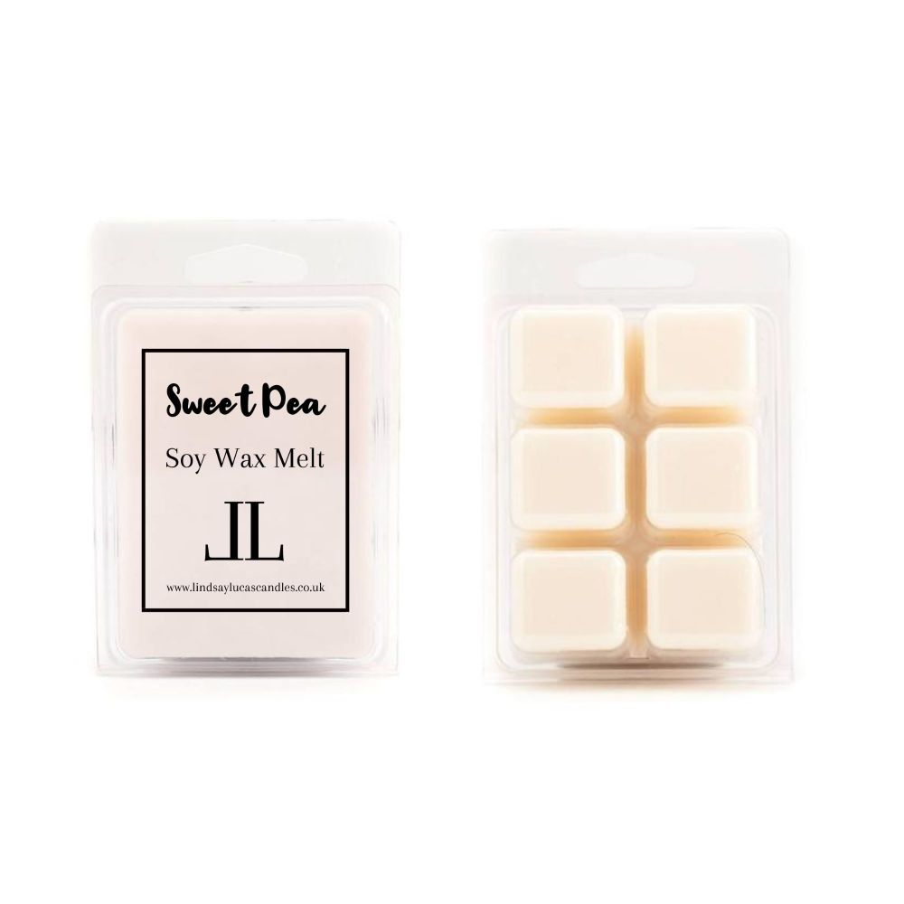 Sweet Pea Wax Melts