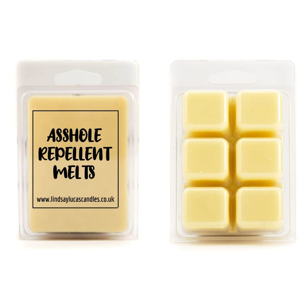 Asshole Repellent Wax Melts