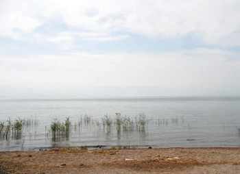 The Sea of Galilee, Capernaum