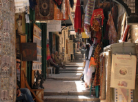The Via Dolorosa, Jerusalem