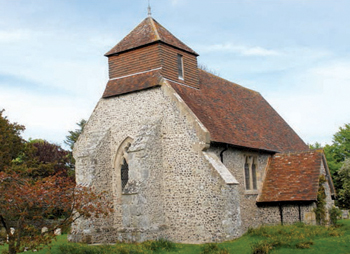 Church at Friston