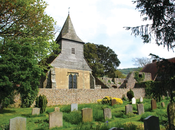 Wilmington Church, East Sussex