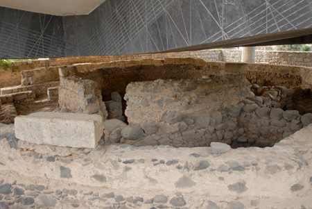 St Peter's House, Capernaum