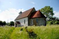 Upwaltham Church