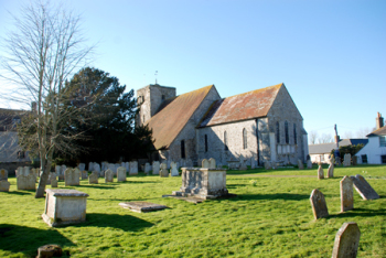 Amberley Church