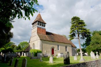 Martyr Worthy Church