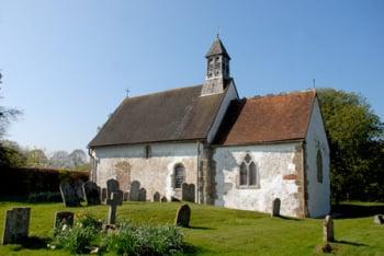 Hardham Church