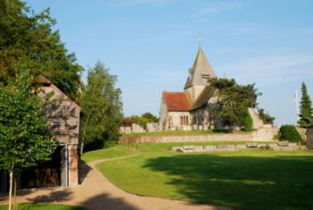 Ditchling Church