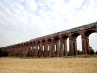The viaduct at Balcombe, Sussex