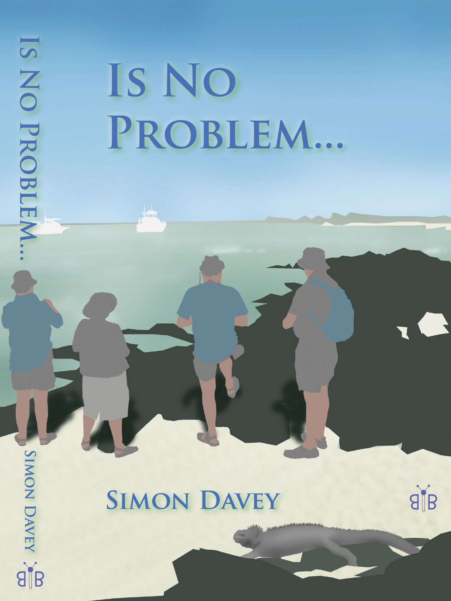 Is No Problem, Simon Davey