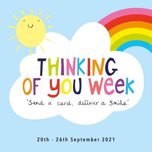 Thinking of you Week