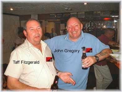 Greg and Taff
