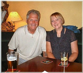 Brian and Shirley Savage