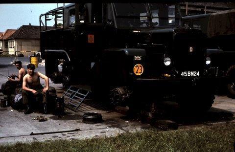 No8 Leyland guntractor ? ?