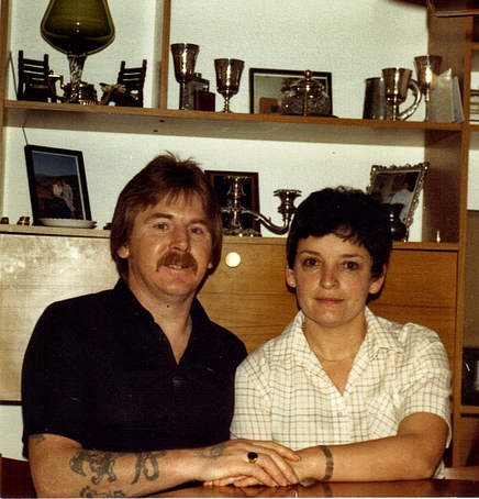 The Late Taffy George and Annette