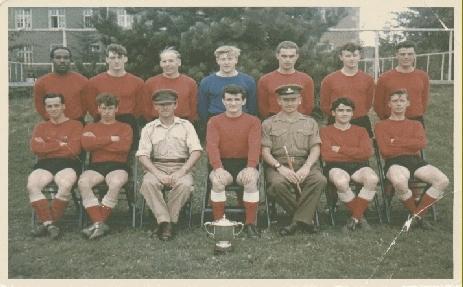 Néry Football Team c1966