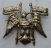 Eagles Topi badge