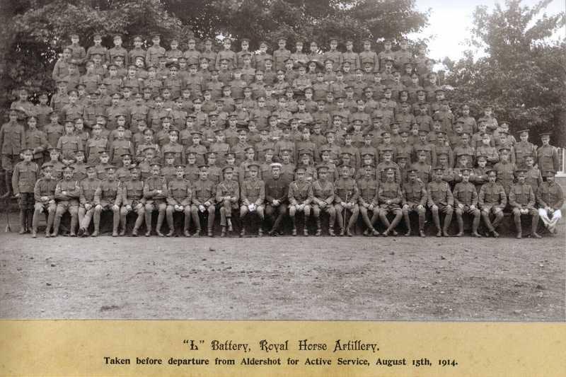 Battery Photo 1914