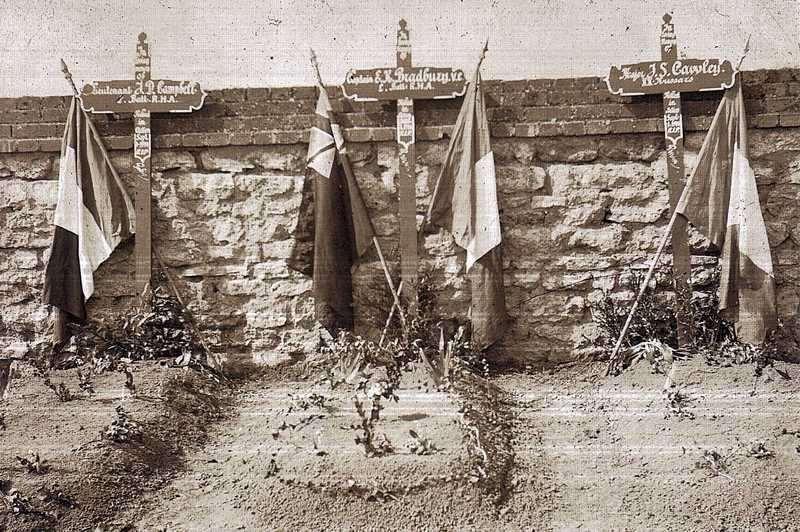 bradbury grave