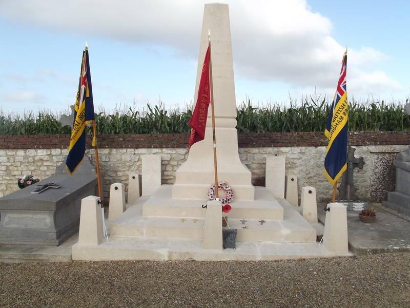 Bradbury monument 2012