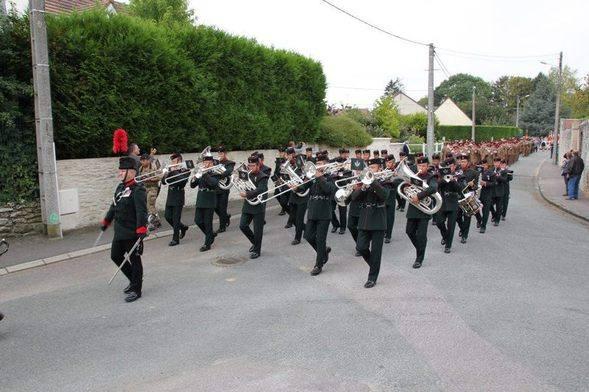 2014 ghurka band