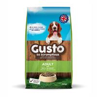 GUSTO ADULT 12KG Dog Food