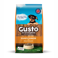 GUSTO PUPPY 12kg Dog Food