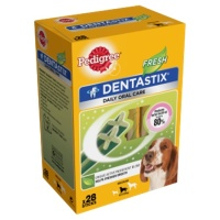 Pedigree Dentastix Fresh Medium 28 Sticks