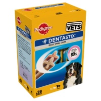 Pedigree Dentastix Original Large 28 Sticks