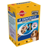 Pedigree Dentastix Original Medium 28 Sticks