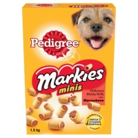 Pedigree Markies Minis With Marrowbone 1.5kg