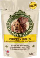 Harrington Chicken Rolls Treats 160g