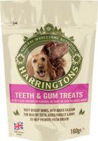 Harringtons Teeth & Gum Treats 160g Dog Treats