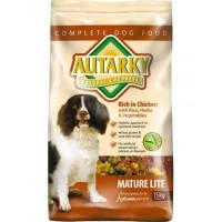 Autarky Mature Lite 12kg dog food - Rich in chicken