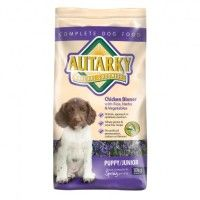 Autarky Puppy and Junior Dog Food - Dry - 12kg Bag