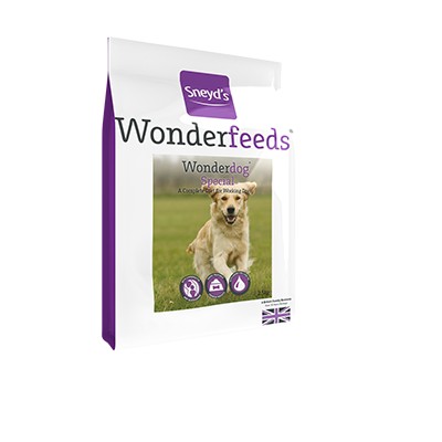 Wonderdog Special Dog Food with Chondroitin & Glucosamine 2.5kg