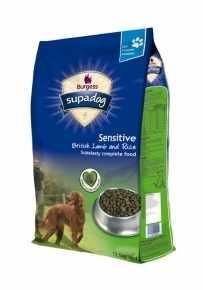 Supadog Sensitive 12.5kg Dog Food