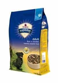 SUPADOG ADULT CHICKEN 15KG dog food